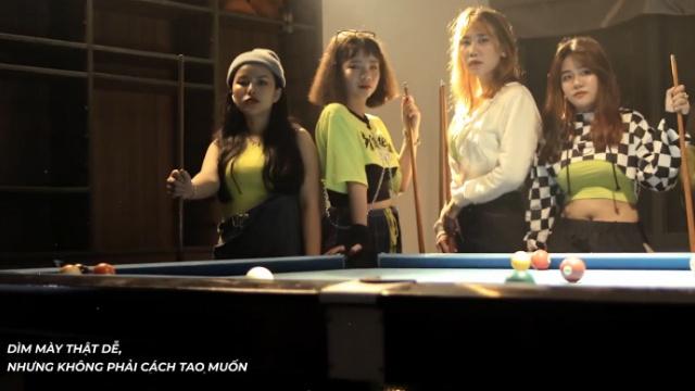 Xem MV Gây Tê (Lyric Video) - CM1X, Đinh Trang