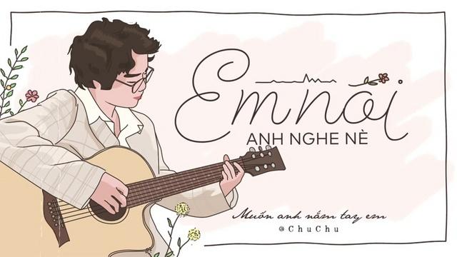Ca nhạc Em Nói Anh Nghe Nè (CM1X Remix)  (Lyric Video) - Chuchu | MV - Ca Nhạc
