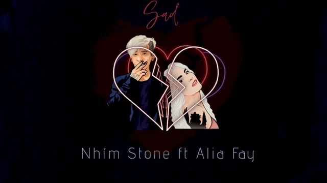 Xem MV Sad (Lyric Video) - Nhím Stone, Alia Fay
