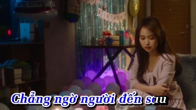 Níu Duyên (Karaoke) - Lê Bảo Bình | MV - Ca Nhạc