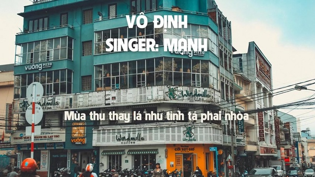 Vô Định (Lyric Video) - Mạnh