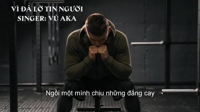 MV Vì Đã Lỡ Tin Người (Lyric Video) - Vũ Aka