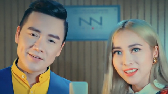 Trái Tim Em Ngốc Nghếch - Nguyễn Hoàng Nam, Tina Ngọc Nữ | MV - Nhạc Mp4 Online