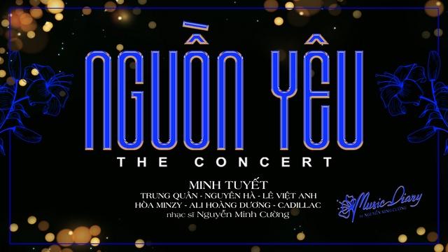 Tải nhạc hay Music Diary Concert - Nguồn Yêu By Nguyễn Minh Cường online