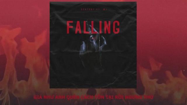 Falling (Lyric Video) - DonTony, M.J
