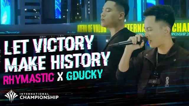 Xem MV Let Victory Make History (Live) - Rhymastic, G.Ducky