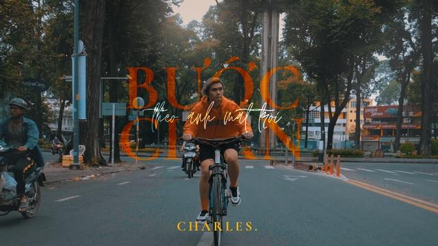 Bước Chân Theo Ánh Mặt Trời (Lyric Video) - CHARLES.