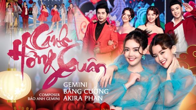 Xem MV Cánh Hồng Xuân - Gemini Band, Bằng Cường, Akira Phan | Ca Nhạc Mp4