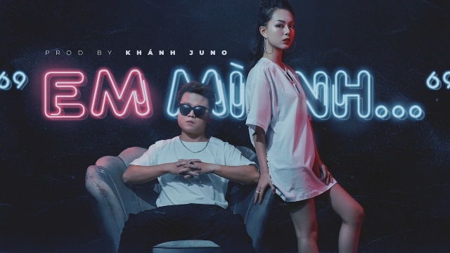 MV Em Mình (Lyric Video) - Khánh Juno | Video - Mp4