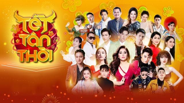 Xem MV Tết Tân Thời (Full Concert) - V.A