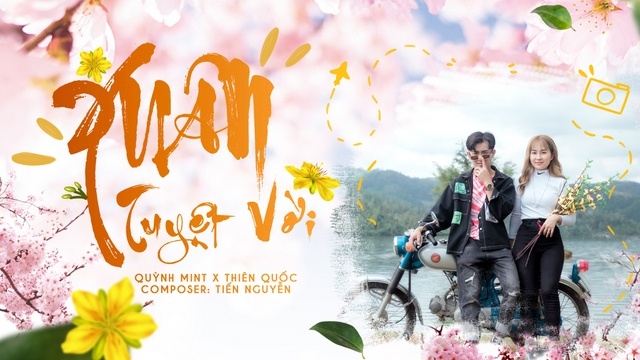 Ca nhạc Xuân Tuyệt Vời - Quỳnh Mint