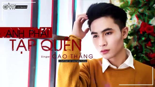 MV Anh Phải Tập Quên (Lyric Video) - Jackie Thắng Nguyễn