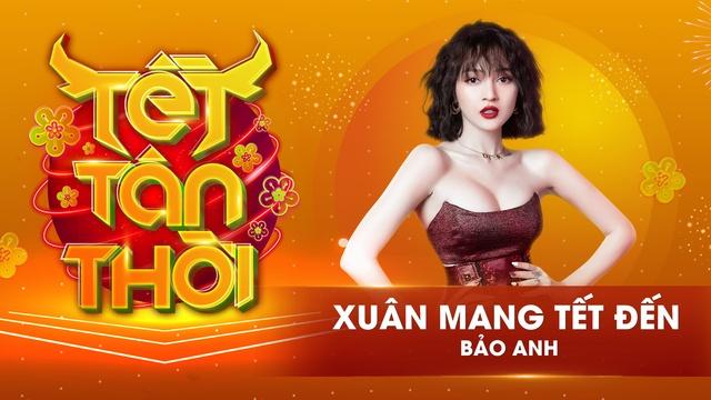 MV Xuân Mang Tết Đến (Tết Tân Thời) - Bảo Anh