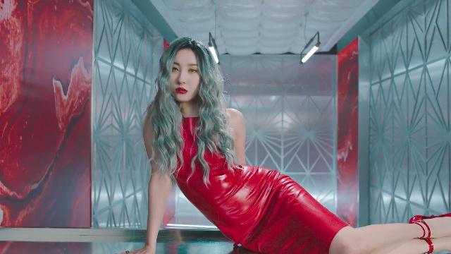MV Tail - SunMi   Video Ca Nhạc Online