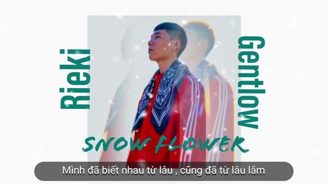 MV Snow Flower (Lyric Video) - Rieki