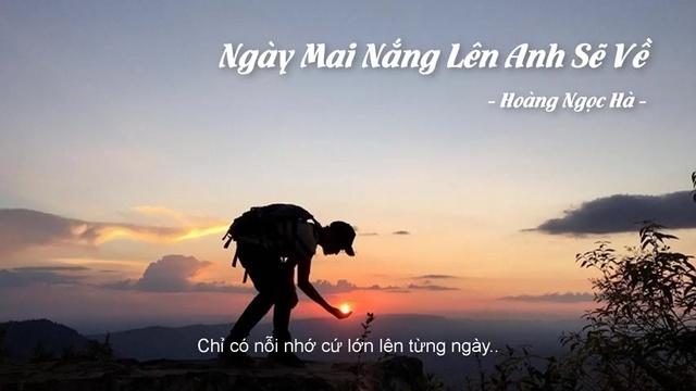Ngày Mai Nắng Lên Anh Sẽ Về (Lyric Video) - Hoàng Ngọc Hà