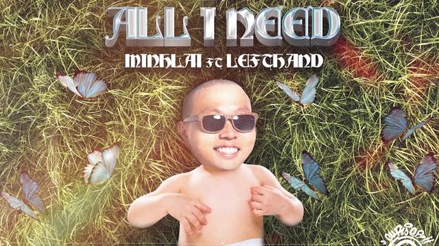 All I Need (Lyric Video) - Minh Lai, VCC Left Hand