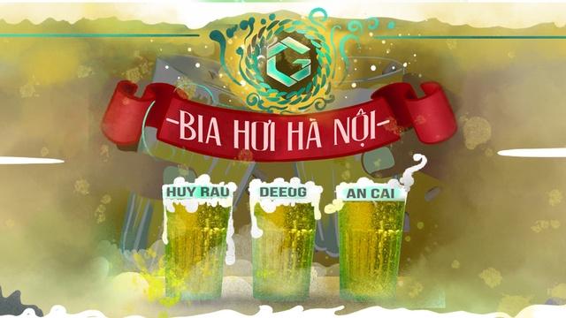 MV Bia Hơi Hà Nội - Huy Râu, DeeOG, An Cải