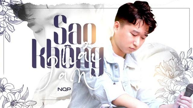 MV Sao Không Phải Anh (Lyric Video) - NQP