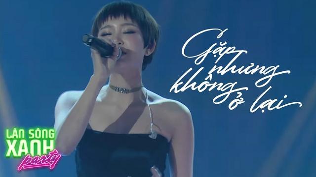 MV Gặp Nhưng Không Ở Lại (Làn Sóng Xanh Party 2020) - Hiền Hồ