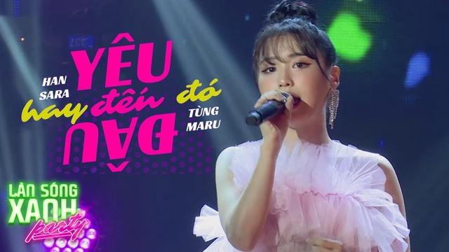 Ca nhạc Yêu Đến Đâu Hay Đến Đó (Làn Sóng Xanh Party 2020) - Thùy Chi, Han Sara