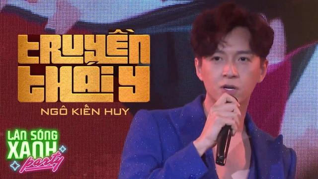 MV Truyền Thái Y (Làn Sóng Xanh Party 2020) - Ngô Kiến Huy
