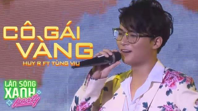 Cô Gái Vàng (Làn Sóng Xanh Party 2020) - Quân A.P, HuyR, Tùng Viu
