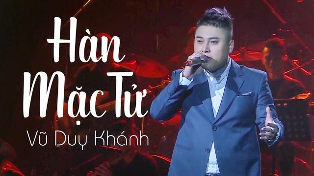 Xem MV Hàn Mặc Tự̣̣̉ (Liveshow Vũ Duy Khánh 2019) - Vũ Duy Khánh