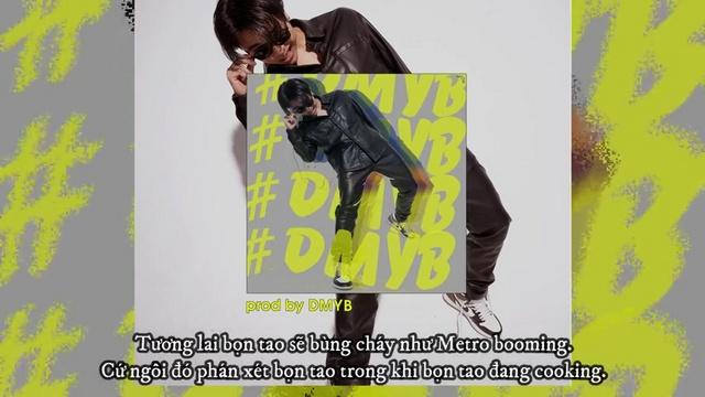 Xem MV Hashtag DMYB (Lyric Video) - DMYB