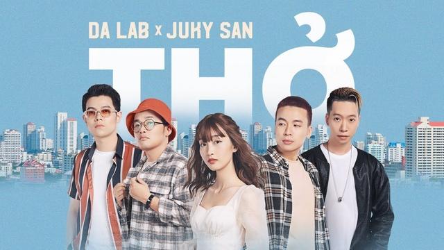 Thở - Da LAB, Juky San
