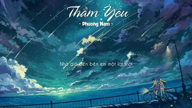 Thầm Yêu (Lyric Video) - Phương Nam