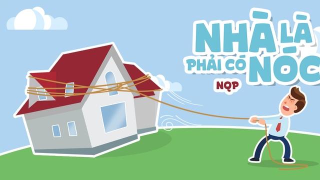 Nhà Là Phải Có Nóc (Lyric Video) - NQP