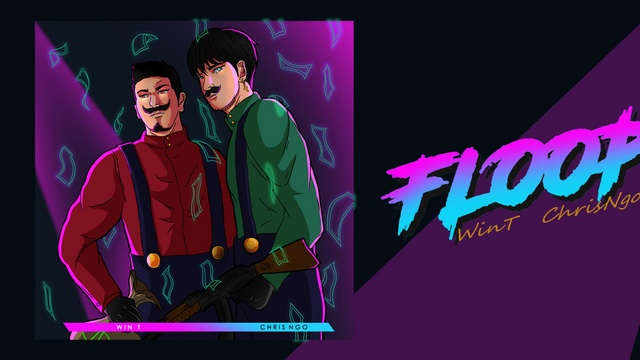 Ca nhạc Floop (Lyric Video) - WinT, Chris Ngo