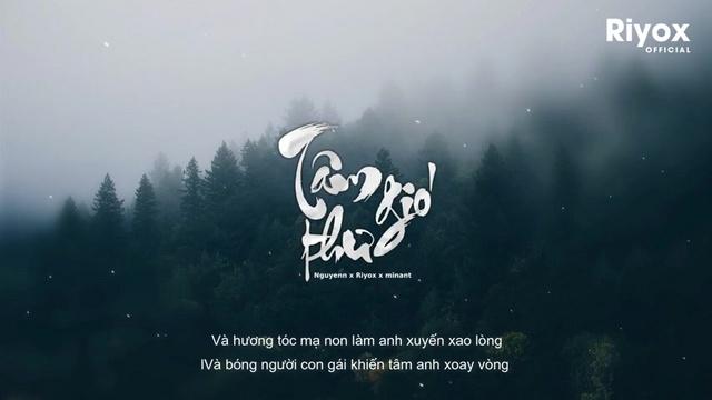 Ca nhạc Tâm Thư Gió (Lyric Video) - Nguyenn, Minant