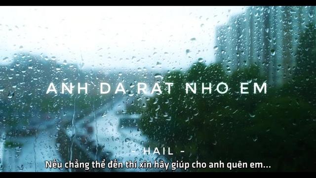Anh Đã Rất Nhớ Em (Lyric Video) - Hail