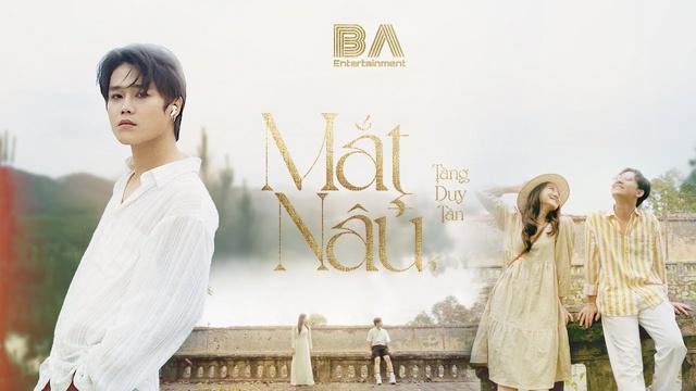 MV Mắt Nâu - Tăng Duy Tân