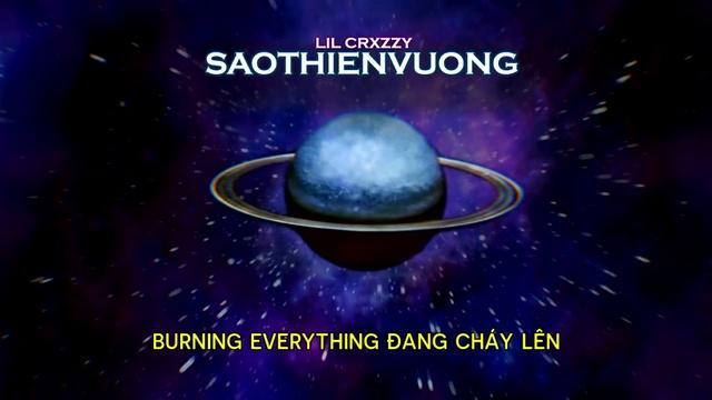 Xem MV saothienvuong (Lyric Video) - Lil Crxzzy