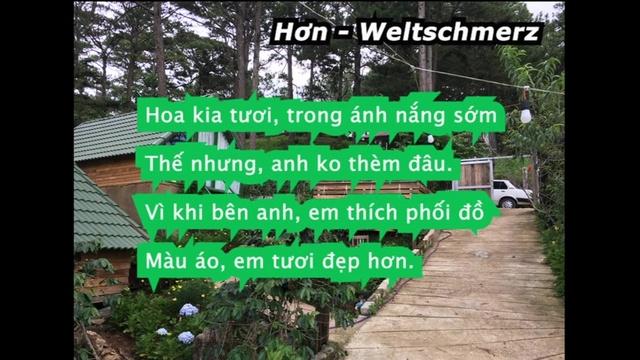 Hơn (Lyric Video) - Weltschmerz
