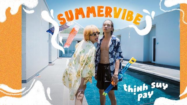 Summer Vibe - Pay, Thịnh Suy   Video - Mp4