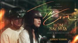 Tải Nhạc Sài Gòn Hôm Nay Mưa (Karaoke) - JSOL