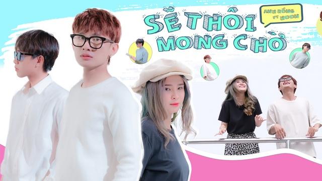 Xem MV Sẽ Thôi Mong Chờ - Anh Rồng, Hoon   Video - MV Ca Nhạc