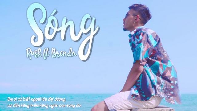 Xem MV Sóng (Lyric Video) - Rush, Brenda
