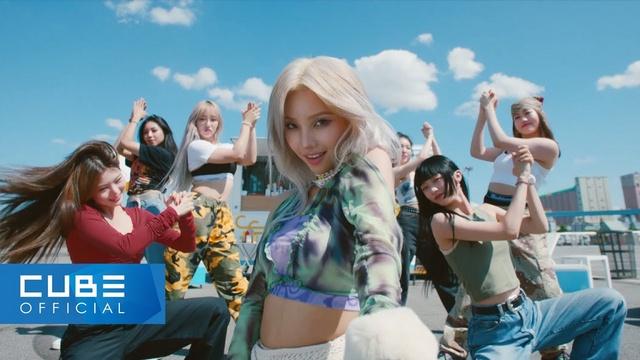 Xem MV Beam Beam - Jeon So Yeon   MV - Nhạc Mp4 Online