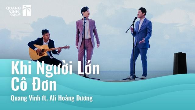 MV Khi Người Lớn Cô Đơn - Quang Vinh, Ali Hoàng Dương | Video - Mp4 Online