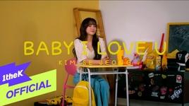 Tải Nhạc Baby I Love U - Kim Sejeong