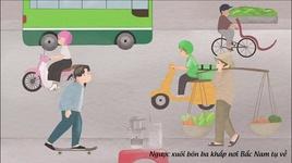 Tải Nhạc Cố Lên Sài Gòn (Animation MV) - Dilan Vũ