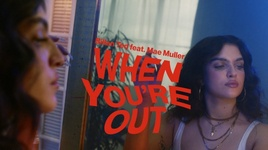 Tải Nhạc When You're Out - Billen Ted