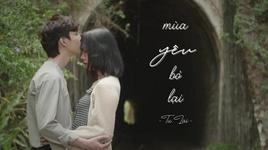 Tải Nhạc Mùa Yêu Bỏ Lại (Lyric Video) - Tú Lai