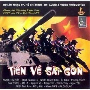 Nghe nhạc Tiến Về Sài Gòn - V.A