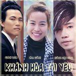 Tải nhạc Zing Khánh Hòa Tôi Yêu (Single) hot nhất về điện thoại